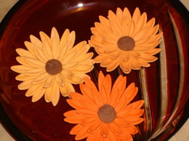 Gumpaste Gerbera Daisy - GumpasteGarden