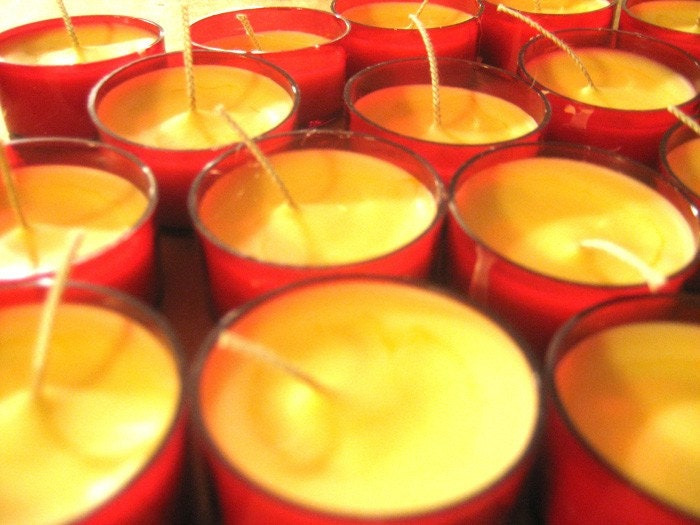 Lotus Love Candles