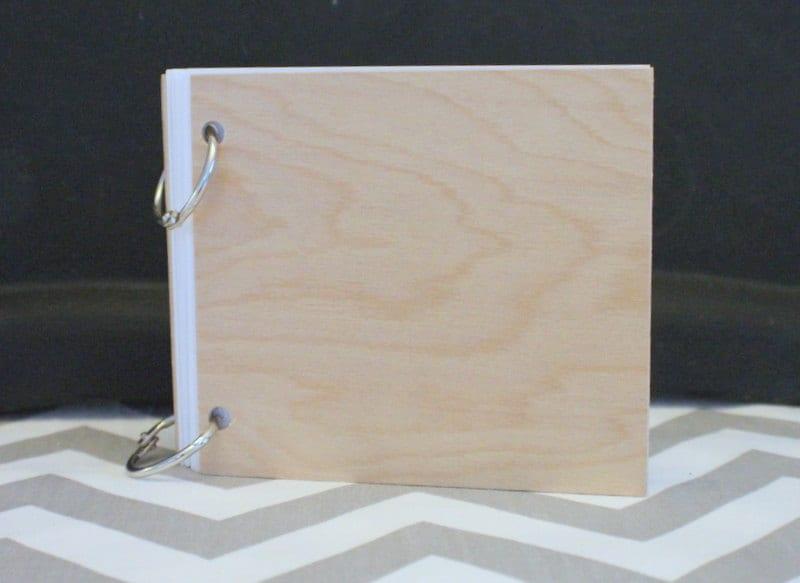 blank 4x4 photo book  album by cheriebee on etsy