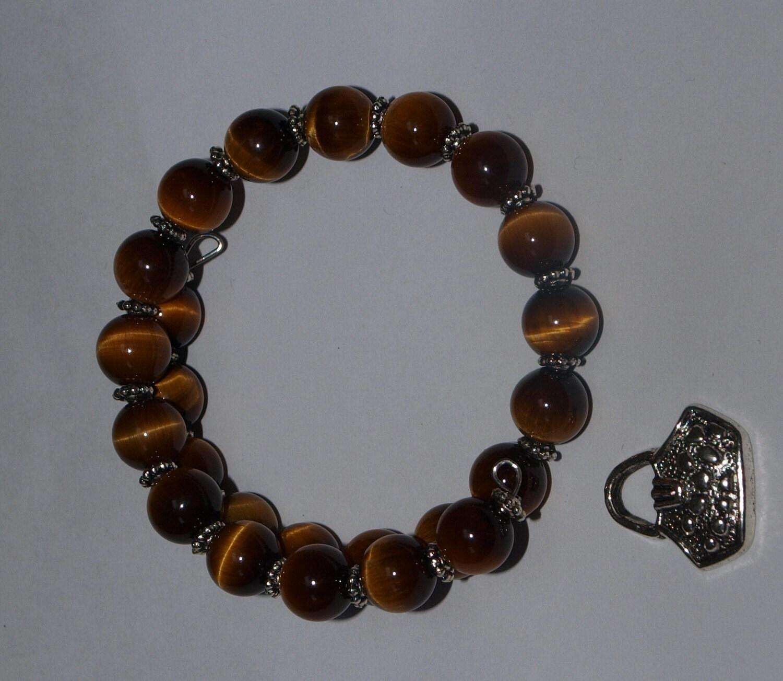 Tiger's Eye Bracelet