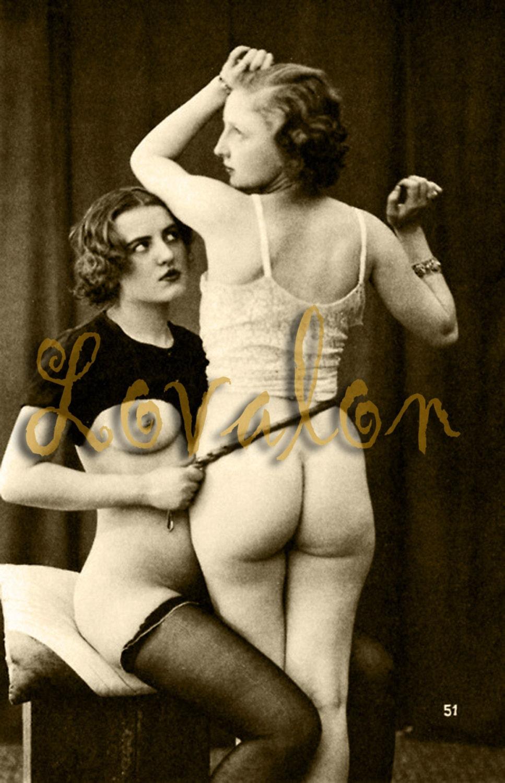 Vintage erotica 1920 s
