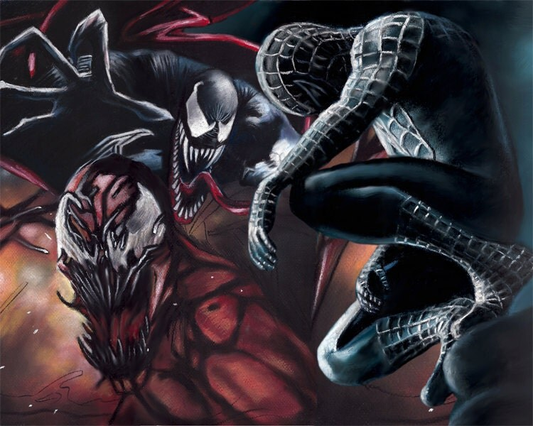 Venom Marvel  Villains Wiki  FANDOM powered by Wikia