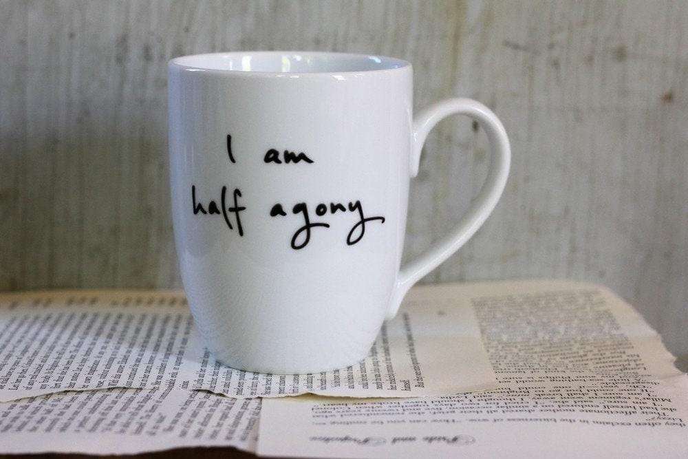 Half agony, half hope - Persuasion - Jane Austen