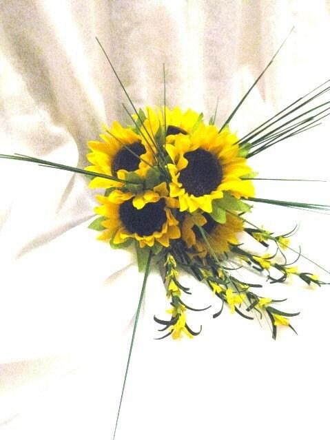 My sweet sunflower bridal