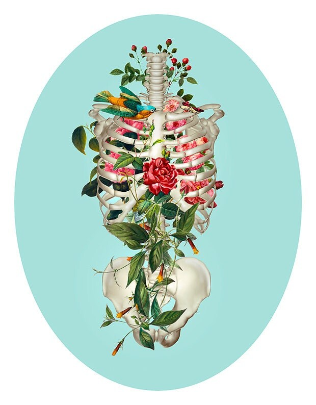 "Forever"" giclee art print by Natalie Shau"
