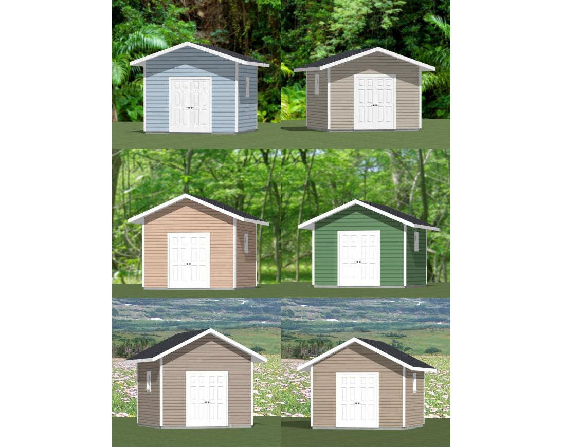 12x12 shed pdf floor plans 144 sq ft by excellentfloorplans for 12x12 cabin floor plans