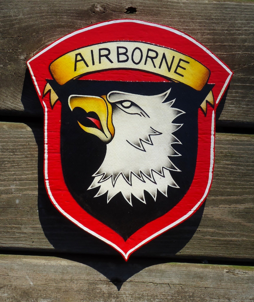 Unavailable listing on etsy for 101st airborne tattoos