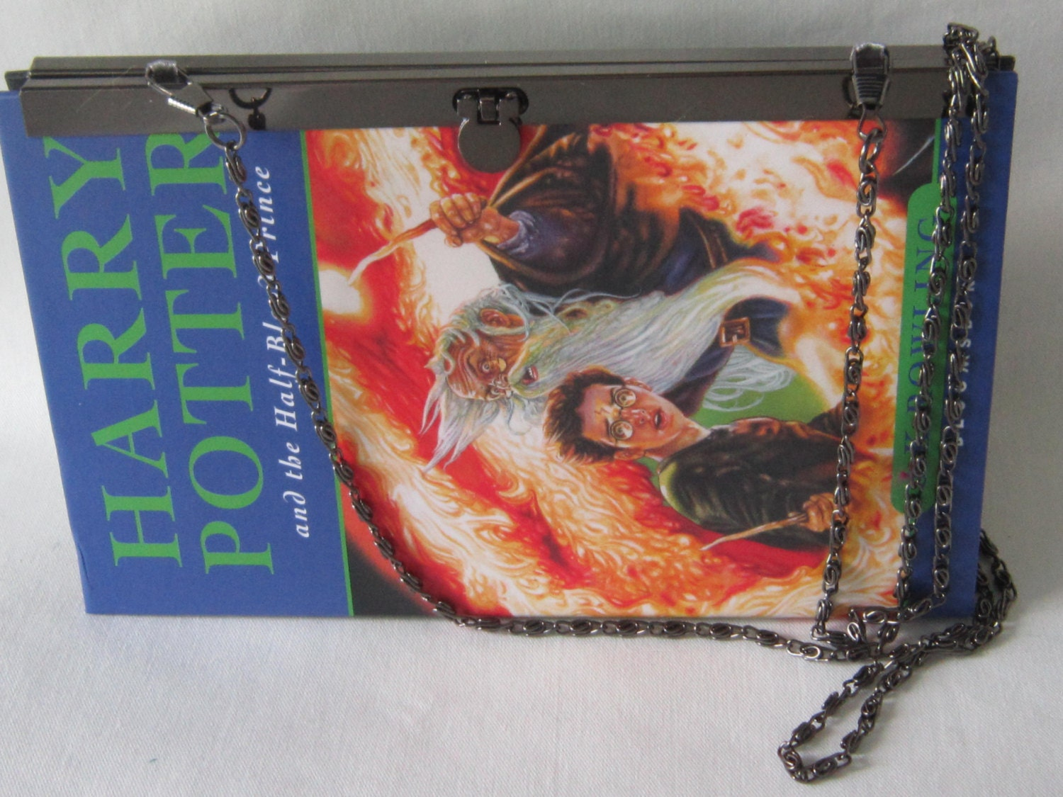 Handbag made from Harry Potter and the Half Blood Prince
