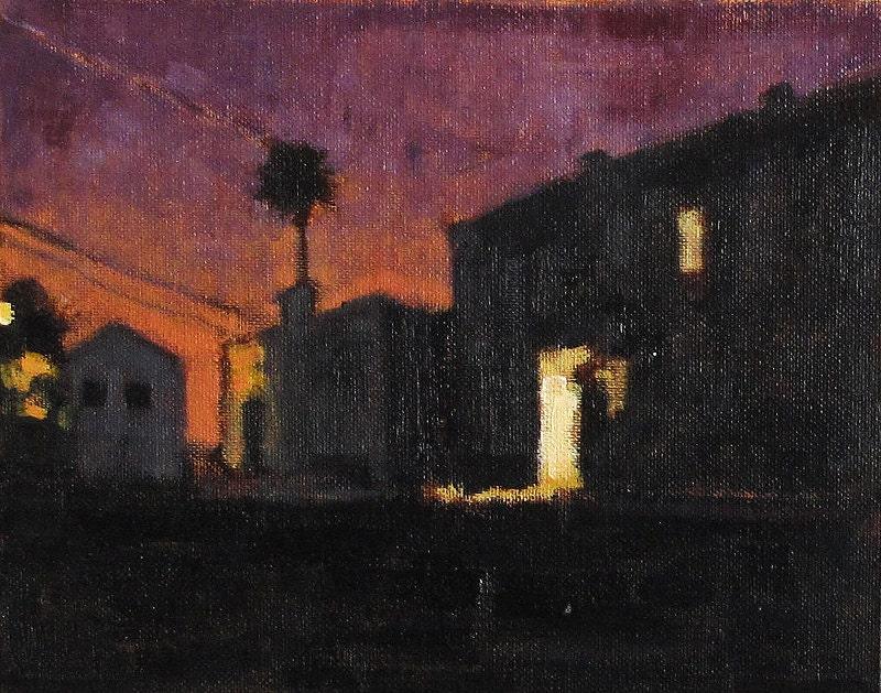 San Diego Nocturne