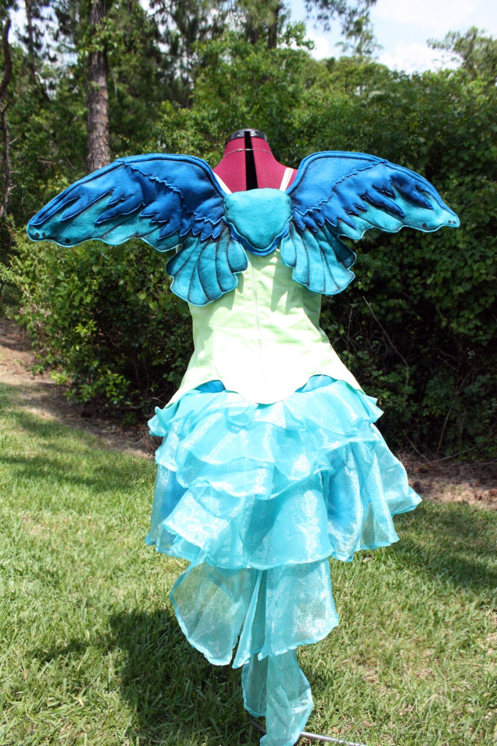 Water Nymph Costume Items similar to Water...