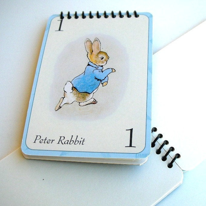 Set of 2 Beatrix Potter Pocket Notebooks
