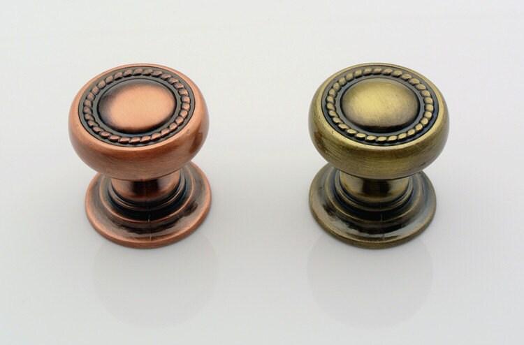 Drawer knobs