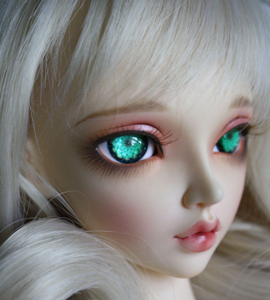 BJD eyes Doll eyes Hand made available in 12141618202224mm Ilvermorny to order