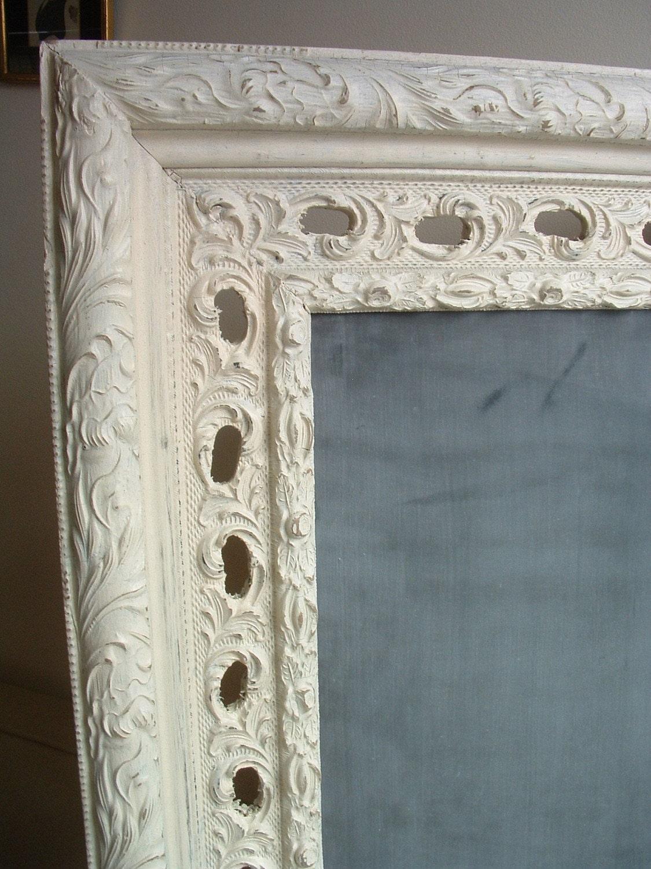 XL Vintage frame chalkboard