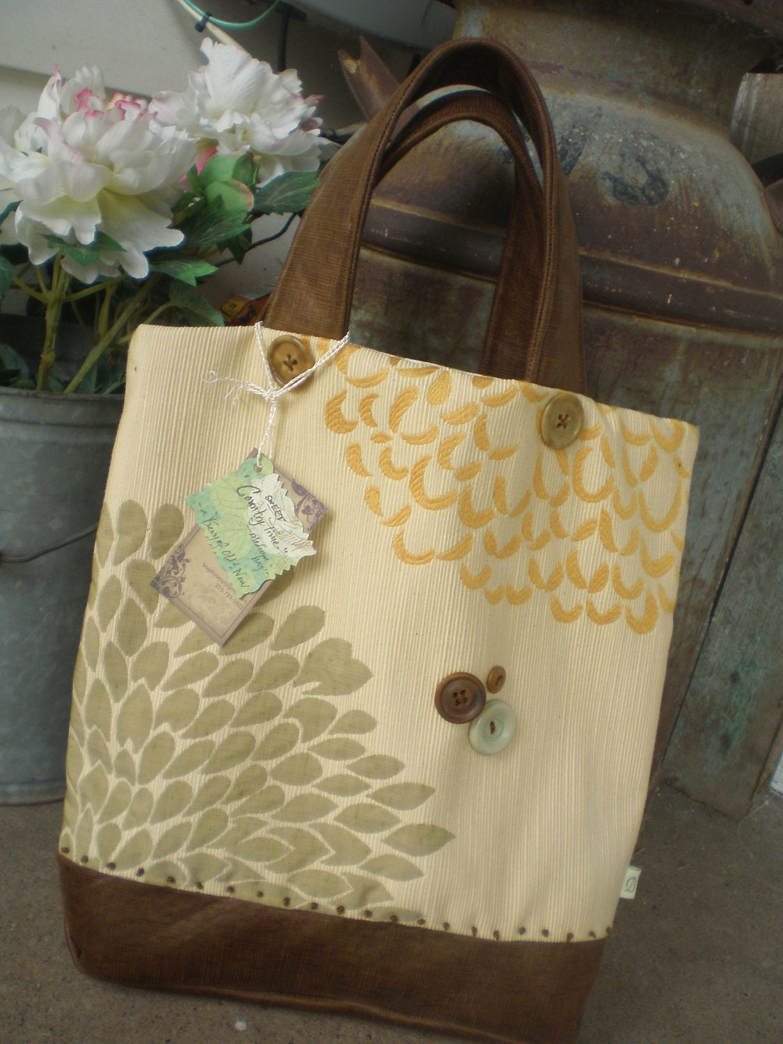 Sweet Country Time - Medium Bag