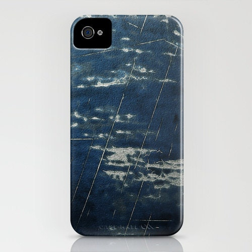 Abstract iPhone Case - Texture Painting - Brazen Art - iPhone 5 5S 5C 4 4S 3G Case - BrazenDesignStudio