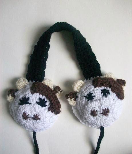 il 170x135.290574677 Etsy Crochet Treasury: Earmuffs, Earwarmers, Headphones