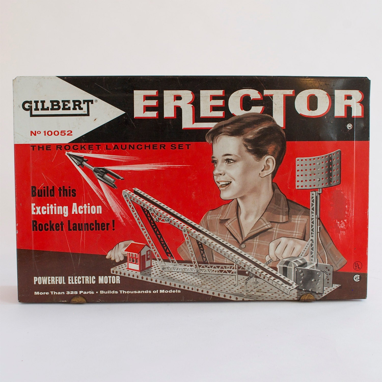 erector set ferris wheel instructions