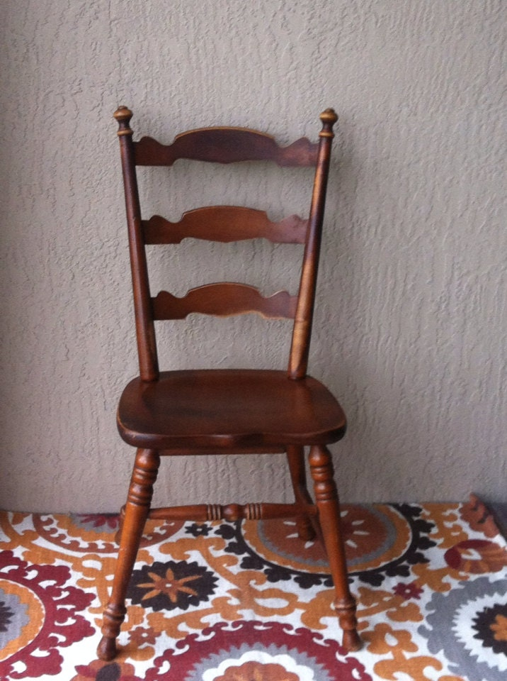 Popular items for ladderback chairs on Etsy