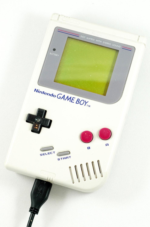 1TB USB 3.0 Game Boy Hard Drive by 8BitMemory