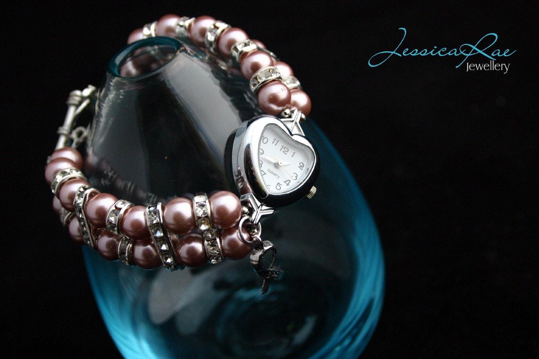 Jessica Rae Jewellery watch