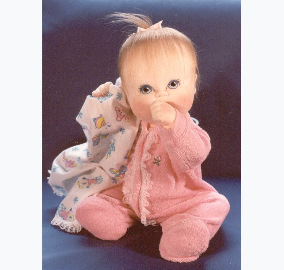 Куклы из капрона: мастер-класс для начинающих, своими руками