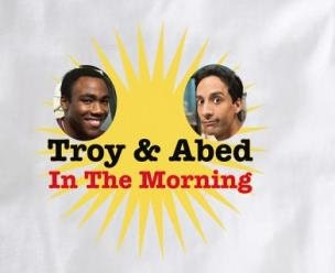 Items similar to Troy and Abed in the Morning on Etsy