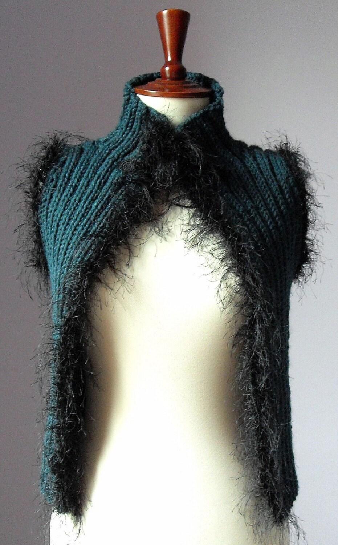Chinese Princess -  knitting Vest