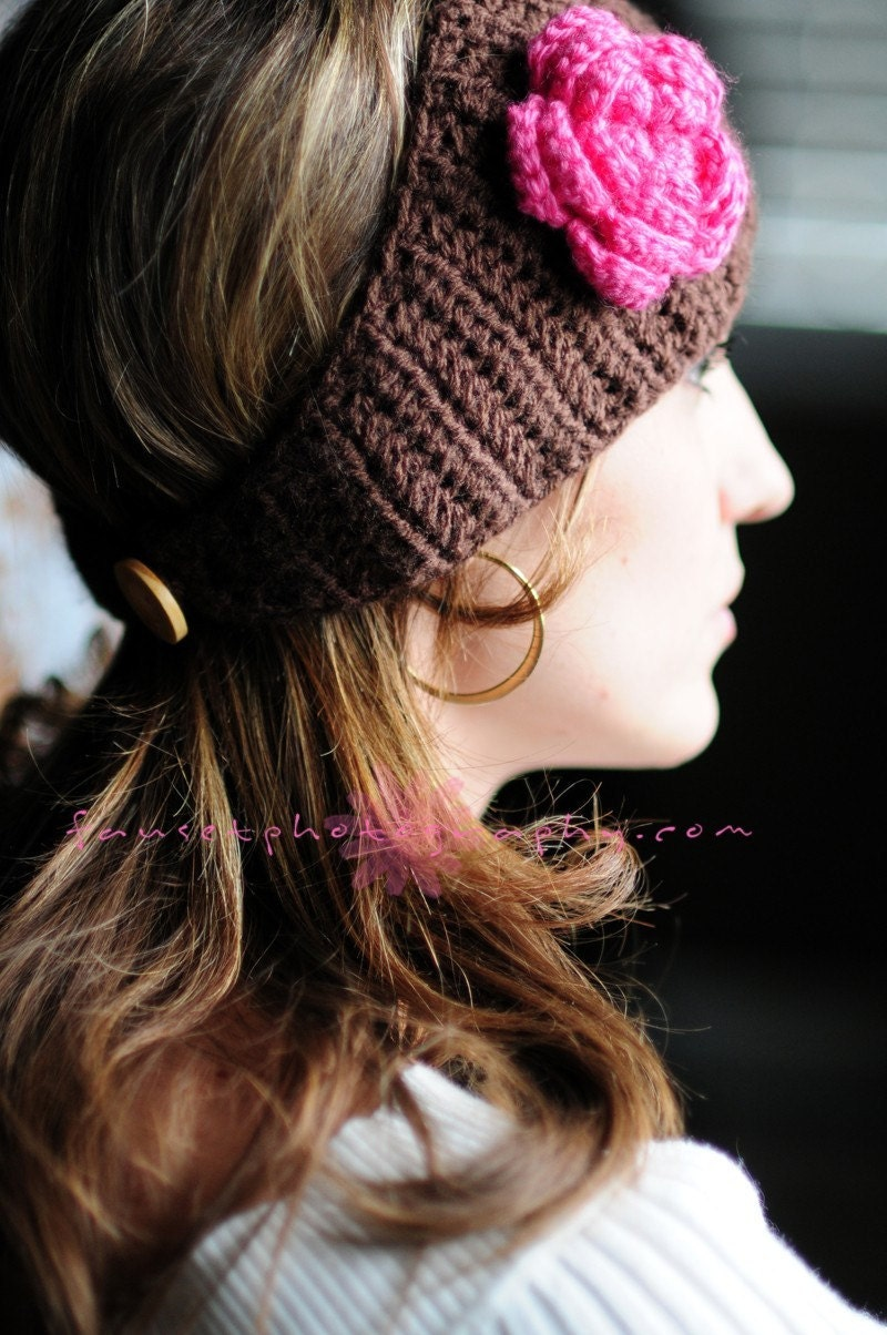 Easy Flower - Crochet Me