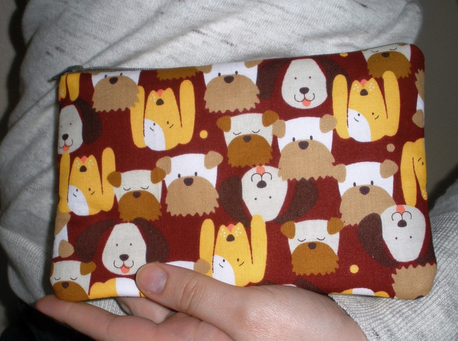 Puppy Love Pouch