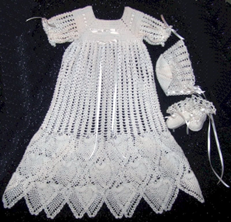 Ann's Vintage Crocheted Bedspreads - Reader Stories: Vintage