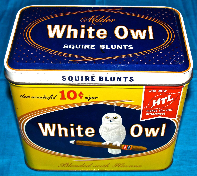 Vintage white owl cigars - photo#8