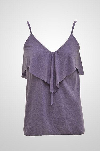 sale Luna Lycra fabric shirt by Totali Fashion