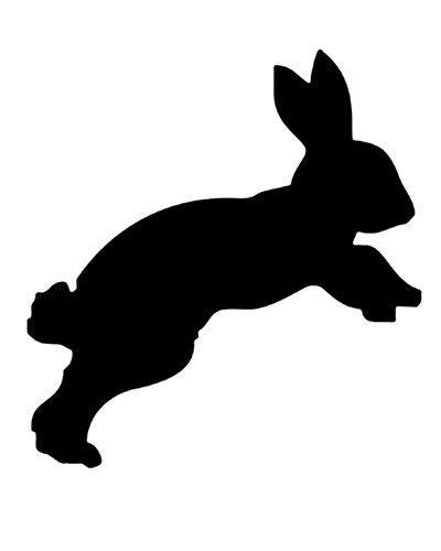 il 570xN 232617300 jpgWhite Rabbit Silhouette