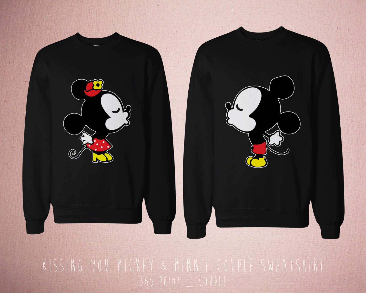 Disney Shirts For Family Matching/Matching Disney Shirts/Disney Vacation Shirts/Minnie Ears/Mommy Daddy Trip Red Black White Minnie Mouse Mickey Mouse out of 5 stars 3. $ HIS DOE HER BUCK T-SHIRTS VALENTINES LOVE Cute Matching Couples Shirts out of 5 stars $ - $ Reviews: