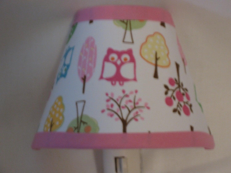 Items Similar To Brooke Owl Night Light M2m Pottery Barn
