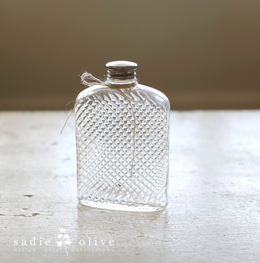 glass flask - sadieolive