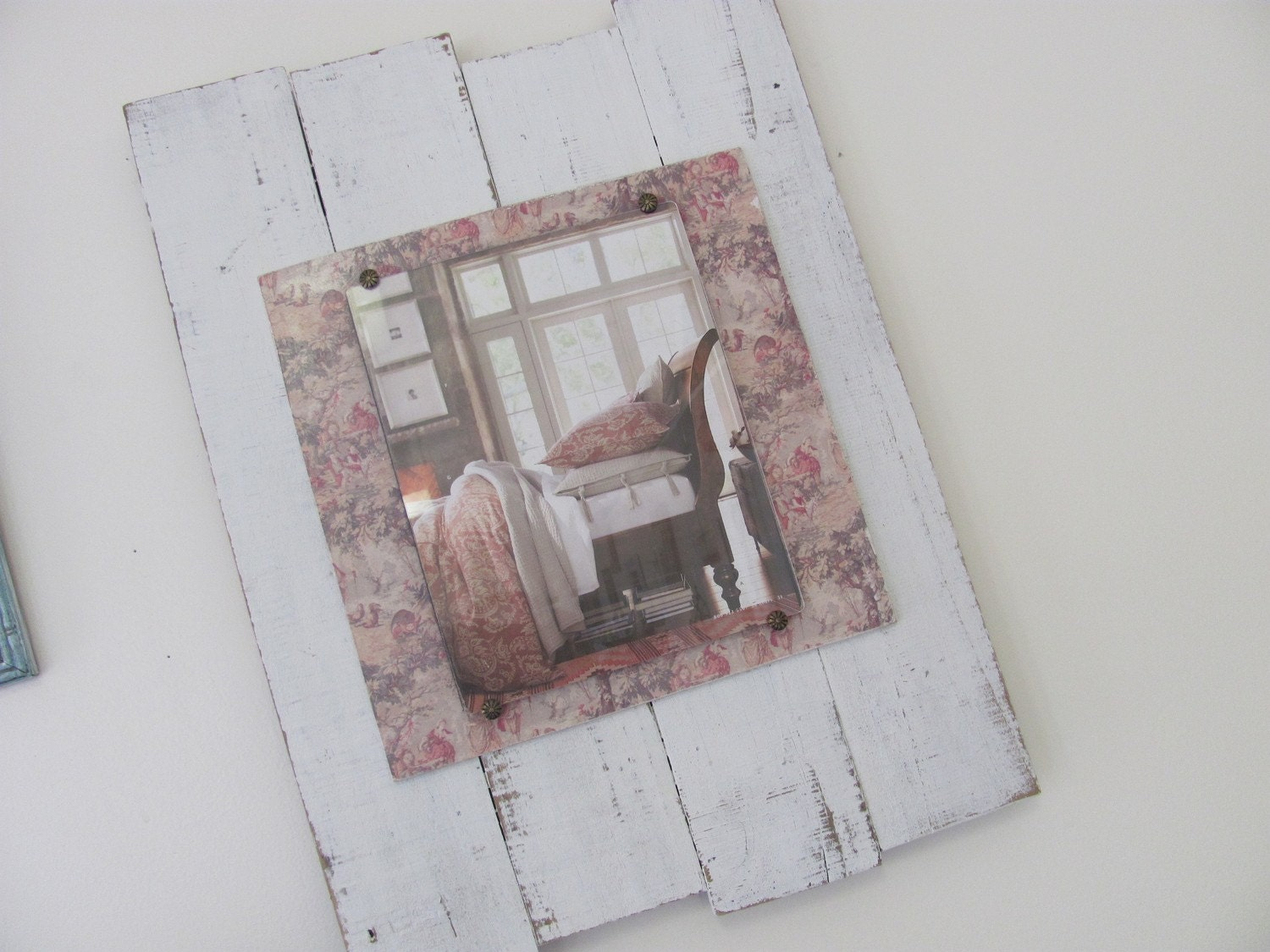 under the sycamore - Whitewashed Picture Frames