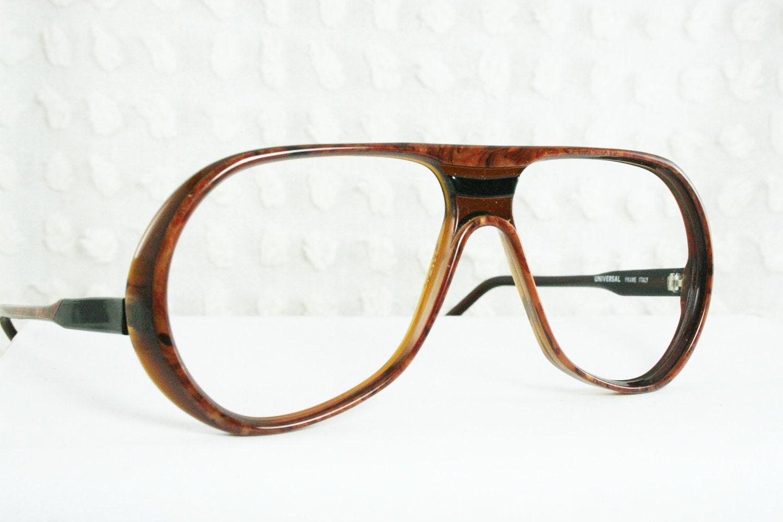 Aviator Eyeglasses Frame : 70s Glasses 1970s Aviator Eyeglasses Bill Blass by DIAeyewear