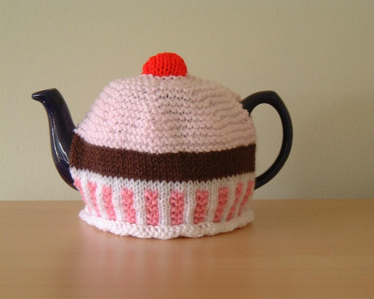 Etsy :: Cupcake Tea Cosy