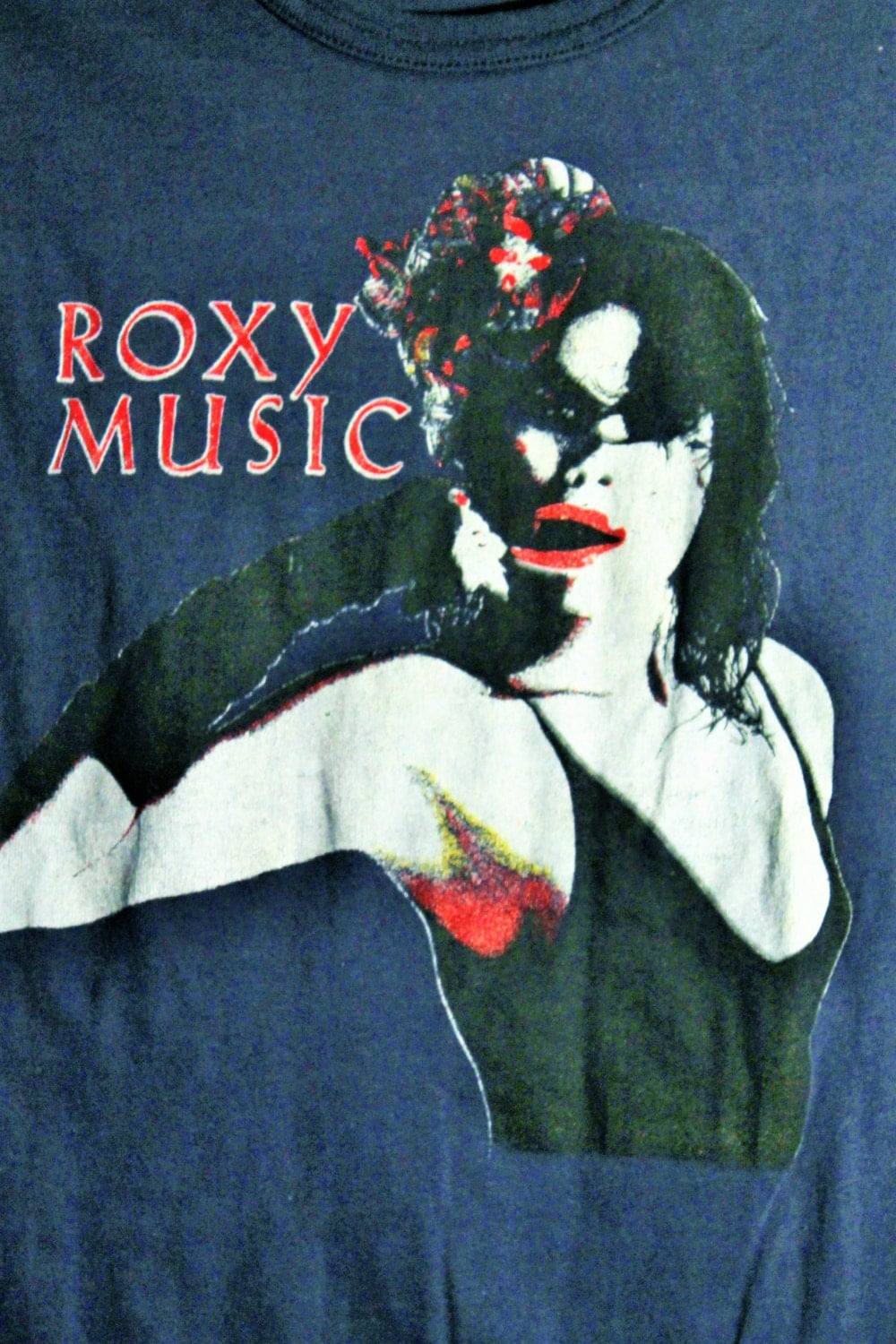 Roxy music the high road