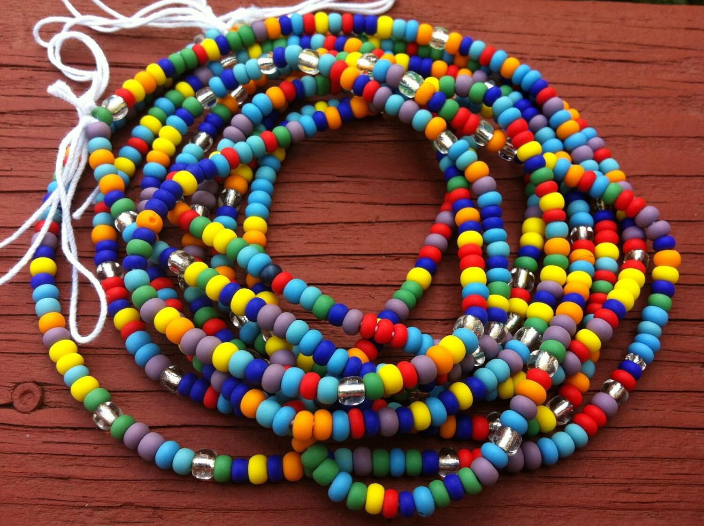 CRAYOLA Set of 2 African Waist Beads