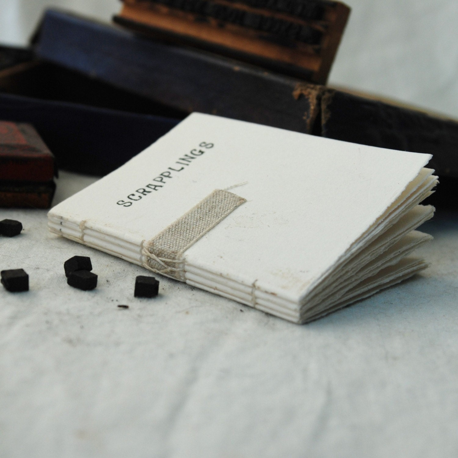 Scrapplings - small book for notes