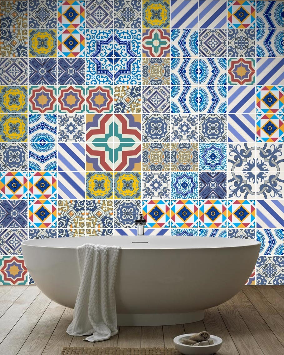 Ceramic tile transfers uk
