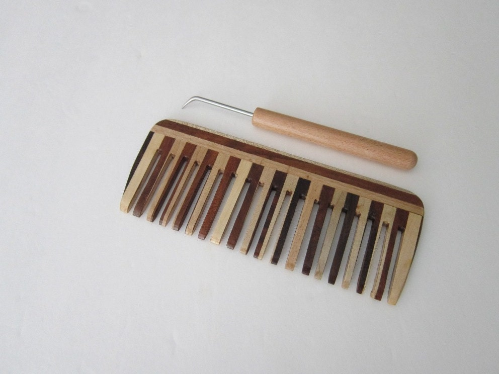 Knitting Looms Wood : Purse knitter knitting loom luxury multi wood by