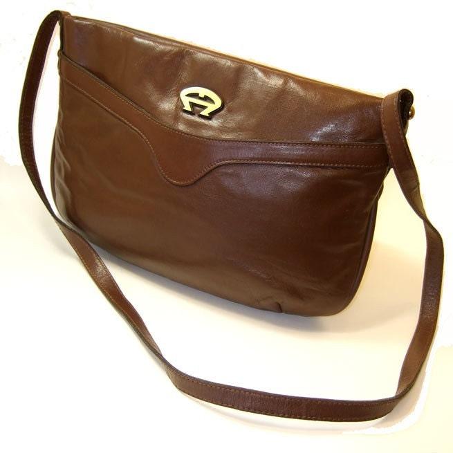 Brown Leather Shoulder Strap For Bag 88