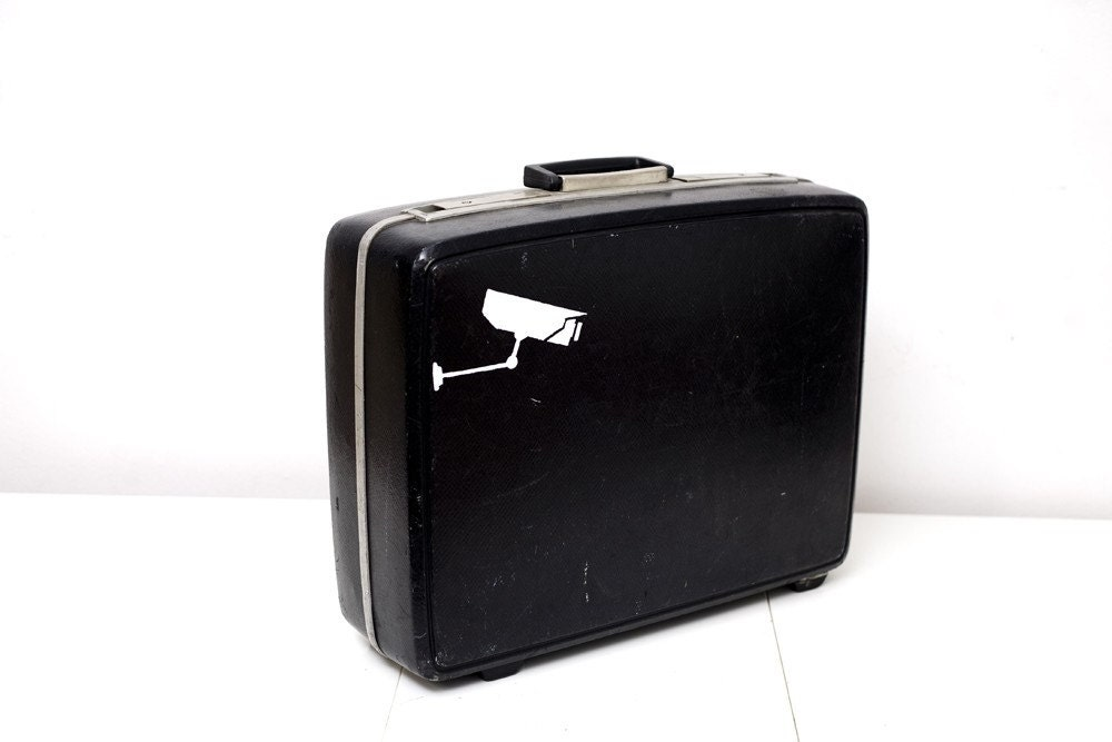 Vintage Samsonite Suitcase by Bright Wall on Etsy
