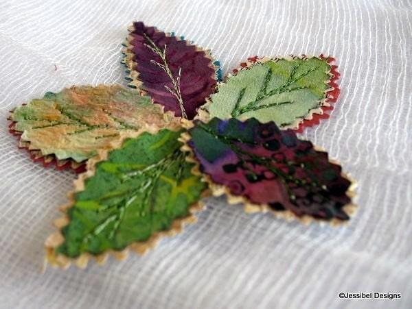 Leaf Tags