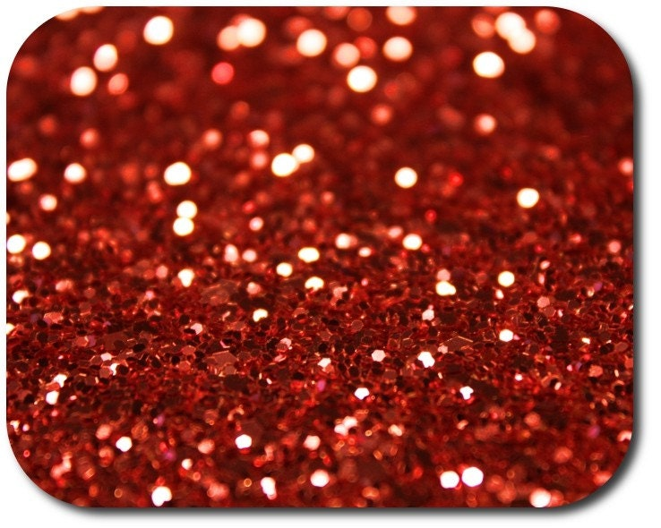 Glitter fabric Metallic RED Super sparkly 210mm x 297mm, 8.3inches x 11.7inches