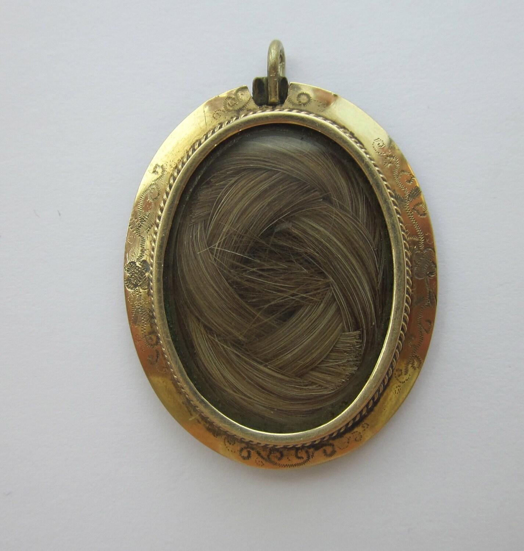 antique civil war era 14k gold etched by magwildwoodscloset